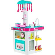 Barbie - Kitchen - Children's Kitchen Set