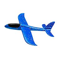 FOXGLIDER children's throwing plane - glider blue 48cm - Plane