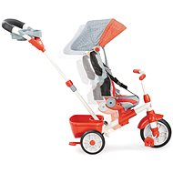 Little Tikes Tricycle 5in1 Deluxe Ride & Relax orange - Tricycle