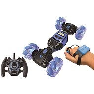 Lexibook Extreme Crosslander Programmable car with lights, sounds and wrist controls - Toy Vehicle