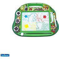 Lexibook Magnetic drawing board with accessories - animals - Drawing Board