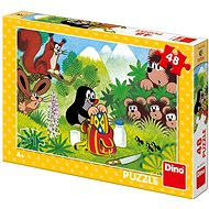 Mole and Snack 48 Puzzle New - Puzzle