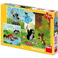 Mole And Panties 3X55 Puzzle New - Puzzle