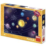 Kids Solar System 300 XL Puzzle New - Puzzle