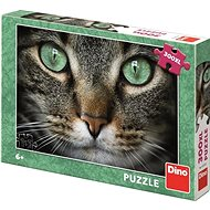 Green-eyed Cat 300 XL Puzzle New - Puzzle