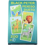 Black Peter Zoo - Card Game