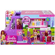 Barbie Fresh 'n' Fun Food Truck - Game Set