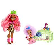 Cave club 2pcs doll with dino animal