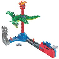Hot Wheels Dragon attack from the air - Toy Car