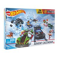 Hot Wheels Advent Calendar - Toy Vehicle