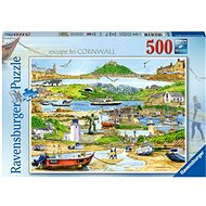 Ravensburger 165742 Escape to Cornwall 500 Pieces - Puzzle