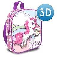 Kids Euroswan 3D Children's backpack - Unicorn