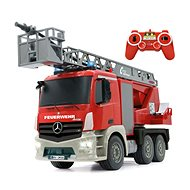Jamara Fire Engine 1: 20Mercedes Antos 2.4GHz - RC Remote Control Car