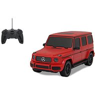 Jamara Mercedes-AMG G 63, 27 MHz, 1:24 red - RC Remote Control Car