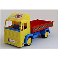 Flatbed 26 cm with P&M figurine - Toy Vehicle