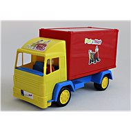 Car cabinet 25 cm with P& M figurine - Toy Vehicle