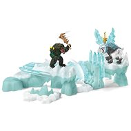 Schleich 42497 Attack on the ice fortress
