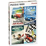 Oldtimer Cars - Puzzle