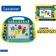 Lexibook Mimoni Magnetic drawing board with accessories - Game Set
