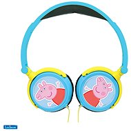 Peppa Pig Stereo Headphones With Safe Volume for Children - Headphones
