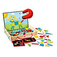 Hape Magnetic Art Box - Wooden Toy