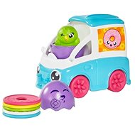 TOOMIES - Toy car with donuts - Toddler Toy