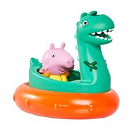 TOOMIES - Piggy Tom with Mr. Dinosaur - Water Toy