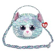 Ty Fashion Sequins handbag with sequins WHIMSY - cat - Plush Toy