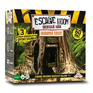 ESCAPE ROOM: Family Edition - 3 Scenarios - Strategic game