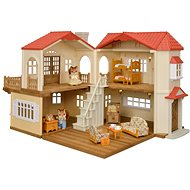 Sylvanian families Gift set - Two-storey house with a red roof C - Game Set