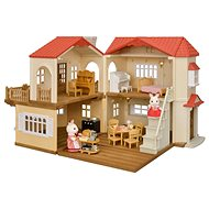 Sylvanian Families - Red Roof Country Home Gift Set A - Game Set