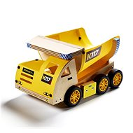 Stanley Jr.K006-SY Building Kit, Truck, Wood - Building Kit