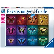 Ravensburger 168178 Beautiful winged stuff 1000 pieces - Puzzle