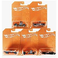 Hot Wheels Satin And Chrome Toy Car - Toy Car
