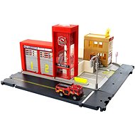Matchbox Action Drivers - Fire Station Rescue - Toy Car