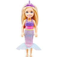 Barbie Chelsea with clothes