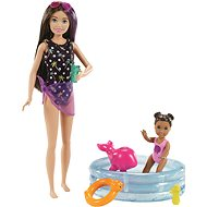 Barbie Babysitter With Pool - Dolls
