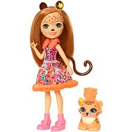 Enchantimals Doll with an Animal
