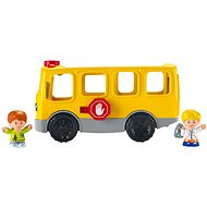 Fisher-Price Little People School Bus - Interactive Toy