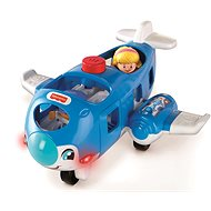 Fisher-Price Little People Plane - Interactive Toy