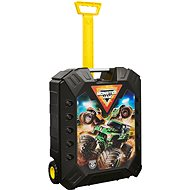 Monster Jam Suitcase On Wheels - Suitcase
