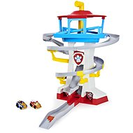 Paw Patrol Tower Racetrack For Toy Cars - Set