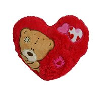 Heart with copper 16 x 20 cm - Plush Toy