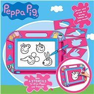 Peppa Magnetic Table Small - Board