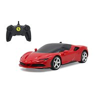 Jamara Ferrari SF90 Stradale 1:24 Red 2.4GHz - RC Remote Control Car