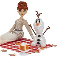 Frozen 2 Anna and Olaf Autumn picnic - Doll