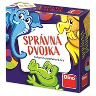 Dino the right two travel game - Game