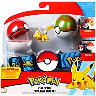 Pokémon Clip ´N´ Go Poké Ball with Strap - Figure
