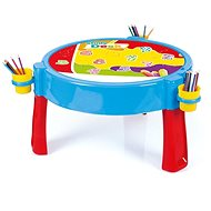 Dolu 2-in-1 Table with Blocks - Children's Furniture