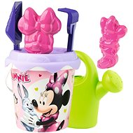 Smoby Minnie Bucket with Teapot and Accessories